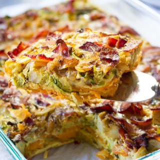 Paleo Breakfast Casserole {Whole30}