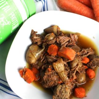 Paleo Crock Pot Beef Stew