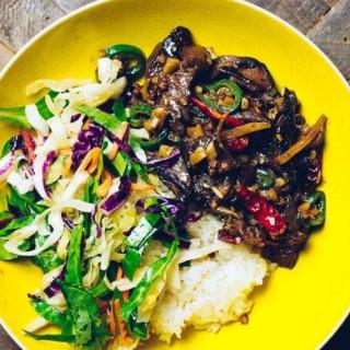 Paleo Hunan Beef Stir-Fry (Whole30, Keto, Gluten-Free)