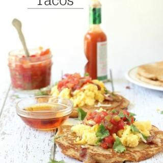 Pancake Breakfast Tacos and a Sabra Salsa Tour