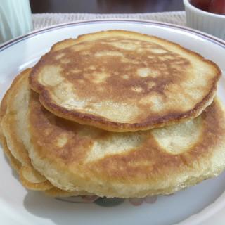 Pancakes/Waffles (Single Batch)