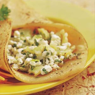 Paneer/Cottage Cheese wraps
