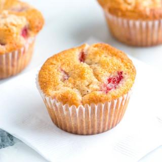 Perfect Strawberry Muffins Recipe