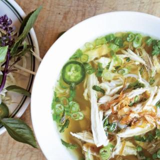 Pho Ga (Chicken Noodle Soup)