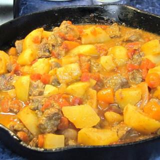 Pilgrim's Rest Oven Stew