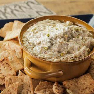 Pistachio Cheese Dip