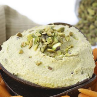 Pistachio Hummus