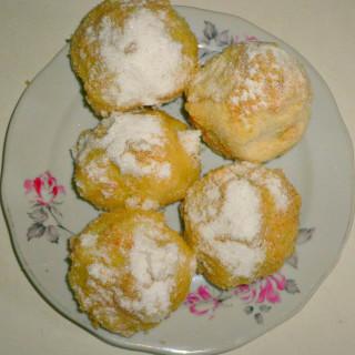 Plum Dumplings