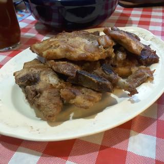 Pork Chops (pan fried)