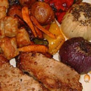Pork: Roast Loin Chop