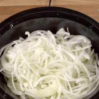 Put Three Pounds of Onions In A Crockpot Overnight to Make the Best Soup Ev