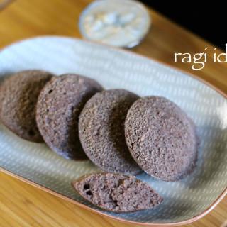 ragi idli recipe | instant raagi idli recipe | finger millet idlli recipe