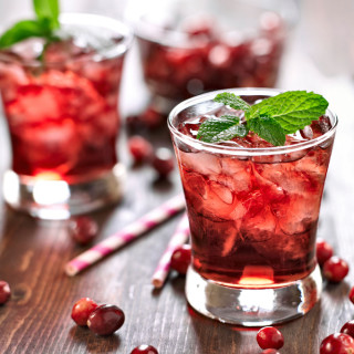 Raspberry Lemonade Mocktail