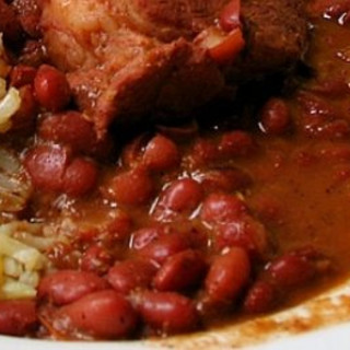 Red Beans, My Way -or- Bogalousa Louisiana Style