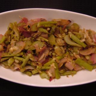 Roasted Marinated Vegetables