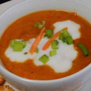 Roasted Roots Soup