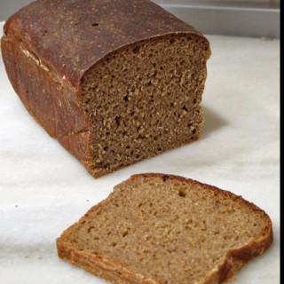 Russian Black Bread (Borodinskiy)