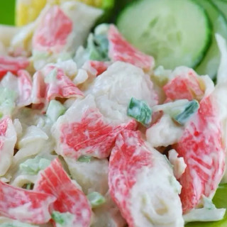Salad - Krab