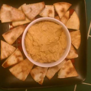 Salatet Hummus
