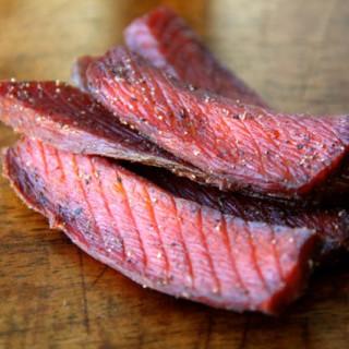 Salmon Jerky