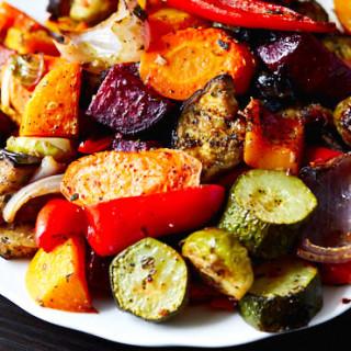 Scrumptious Roasted Vegetables Recipe