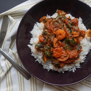 Seafood Efo   Nigerian Food Made Easy