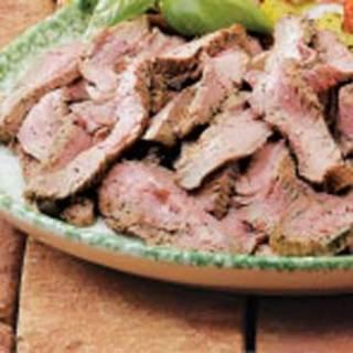 Seasoned Flank Steak Recipe