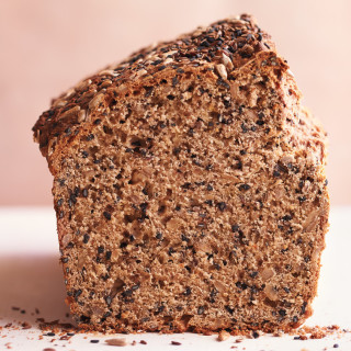 Seeded Savory Quick Bread