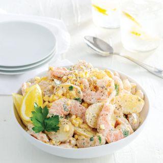 Shrimp Boil Potato Salad