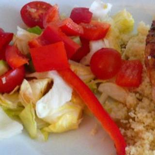 Simple Tossed Salad Aka Garden Salad