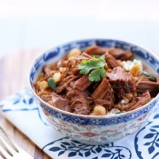 Slow Cooker Beef Curry – Low Carb and Gluten Free