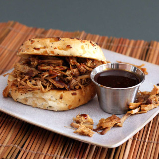 Slow Cooker Pulled Pork Barbecue