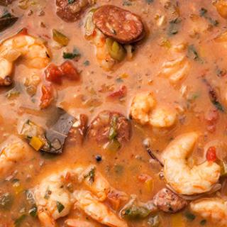 Slow Cooker Shrimp Gumbo, A DELICIOUS Facebook Favorite & Cajun Classic