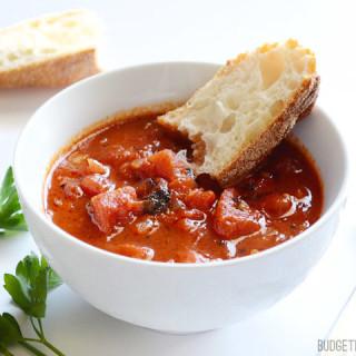 Smoky Tomato Soup