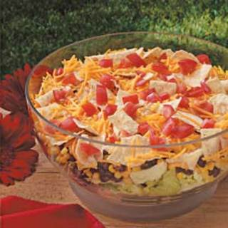 Speedy Southwest Salad