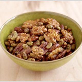 Spicy Nut Mix