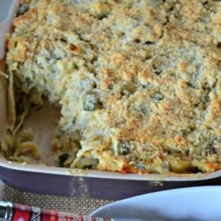 Spinach Artichoke Casserole with Chicken
