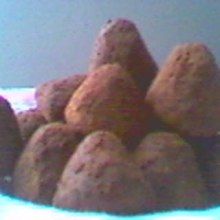 Splenda Mocha Truffles