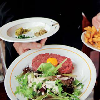 Steak Tartare (Tartare de Filet de Boeuf)