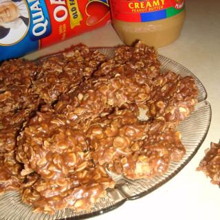 Steffie's Chocolate Coconut No Bakes