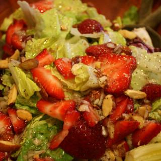 Strawberry Patch Salad