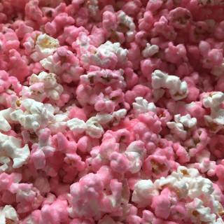 Sugared Popcorn