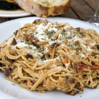 Pasta Carbonara, Super Spicy
