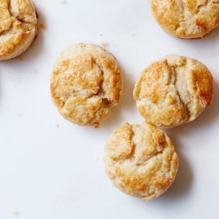 Sweet Cream Scones
