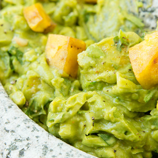 Sweet Plantain Guacamole - The Paleo Kitchen