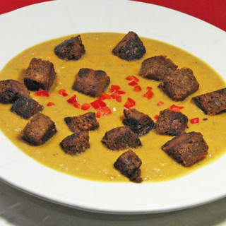 Sweet Potato Soup With Low Sodium