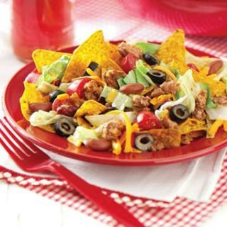 Taco Salad for a Large Crowd Recipe