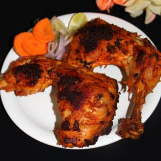tandoori chicken recipe without oven | easy tandoori chicken on gas stove