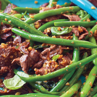 Thai Steak Stir-Fry