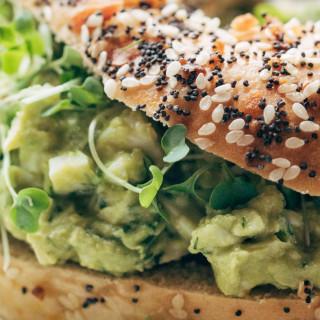The Best Avocado Egg Salad